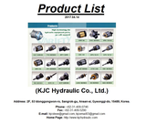 Kjc Product List