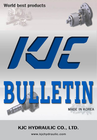 Kjc Bulletin-25 (Motor & Reduction & Gear List)