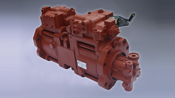 KJC Hydraulic Pump